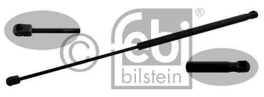 Ressort pneumatique, coffre à bagages/compartiment à bagages - FEBI BILSTEIN - 33344