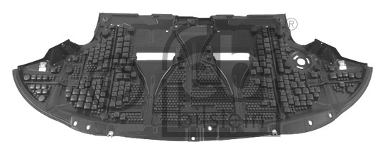 Insonoristaion du compartiment moteur - FEBI BILSTEIN - 33547