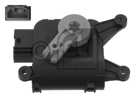 Vanne d'inversion, ventilateur - FEBI BILSTEIN - 34152