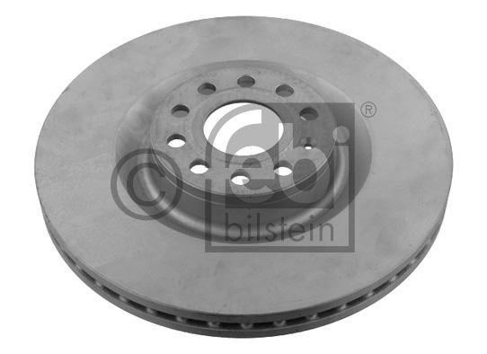 Disque de frein - FEBI BILSTEIN - 34254