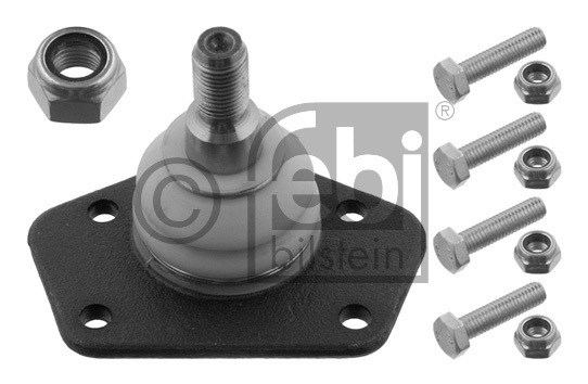 Rotule de suspension - FEBI BILSTEIN - 34309