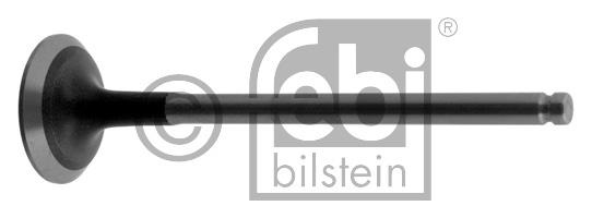 Soupape d'échappement - FEBI BILSTEIN - 34386