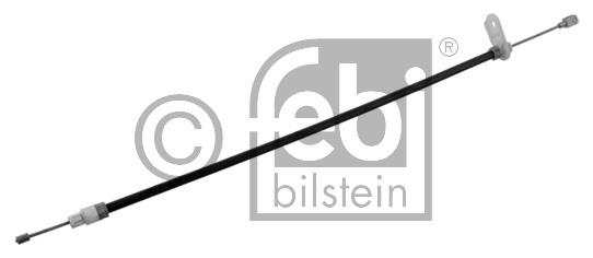 Tirette à câble, frein de stationnement - FEBI BILSTEIN - 34397