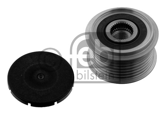 Poulie roue libre, alternateur - FEBI BILSTEIN - 34549