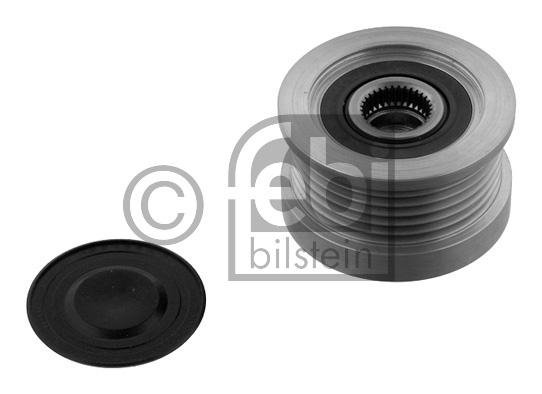 Poulie roue libre, alternateur - FEBI BILSTEIN - 34667