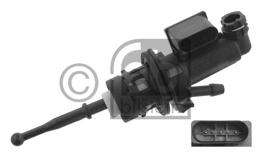 Cylindre émetteur, embrayage - FEBI BILSTEIN - 34834