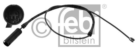 Contact d'avertissement, usure des garnitures de frein - FEBI BILSTEIN - 36032