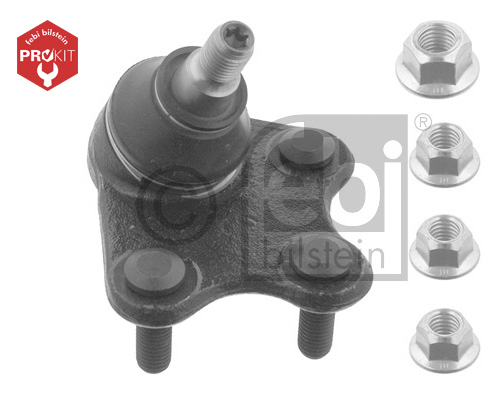 Rotule de suspension - FEBI BILSTEIN - 36051