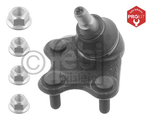 Rotule de suspension - FEBI BILSTEIN - 36052