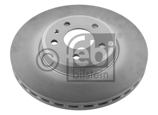 Disque de frein - FEBI BILSTEIN - 36232
