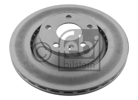 Disque de frein - FEBI BILSTEIN - 36233
