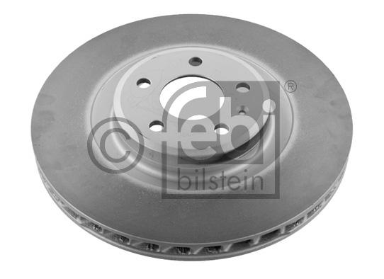 Disque de frein - FEBI BILSTEIN - 36236