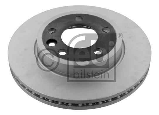 Disque de frein - FEBI BILSTEIN - 36237