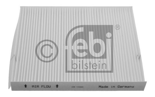 Filtre, air de l'habitacle - FEBI BILSTEIN - 36283