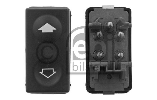 Interrupteur, lève-vitre - FEBI BILSTEIN - 36414