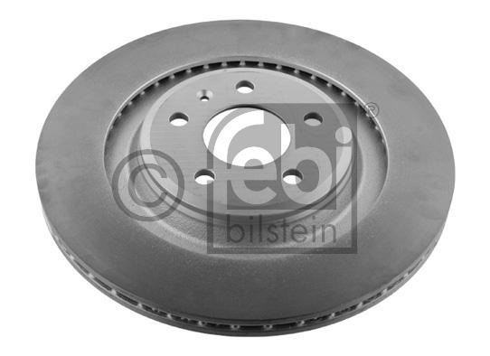 Disque de frein - FEBI BILSTEIN - 36454