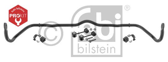 Stabilisateur, chassis - FEBI BILSTEIN - 36640
