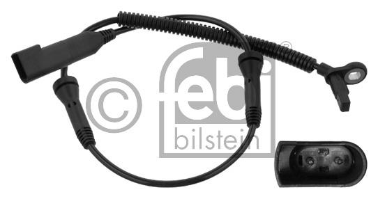 Capteur, vitesse de roue - FEBI BILSTEIN - 36644