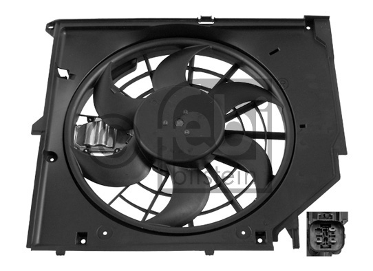 Moteur électrique, ventilateur pour radiateurs - FEBI BILSTEIN - 36663