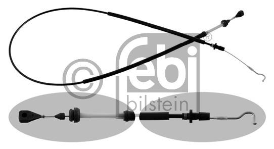 Câble d'accélération - FEBI BILSTEIN - 36732
