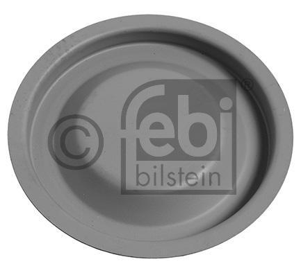Couvercle de flasque, boîte de vitesse manuelle - FEBI BILSTEIN - 36917