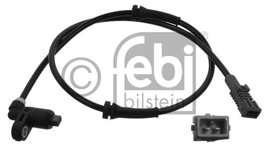 Capteur, vitesse de roue - FEBI BILSTEIN - 36941