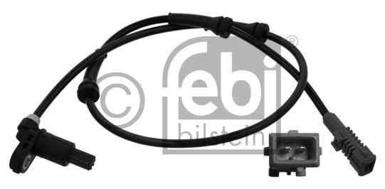 Capteur, vitesse de roue - FEBI BILSTEIN - 36942