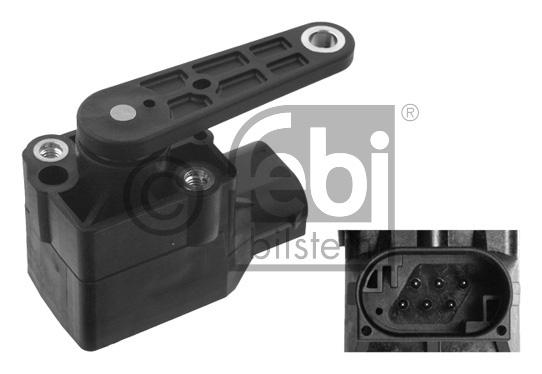 Capteur, lumière xénon (correcteur de portée) - FEBI BILSTEIN - 37150