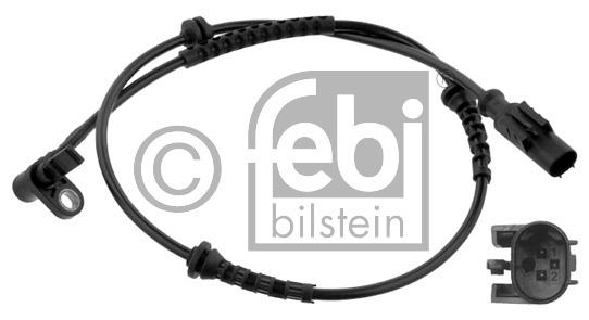 Capteur, vitesse de roue - FEBI BILSTEIN - 37159