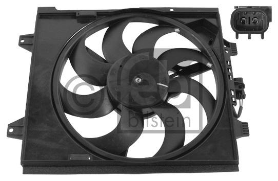 Ventilateur, refroidissement du moteur - FEBI BILSTEIN - 37168