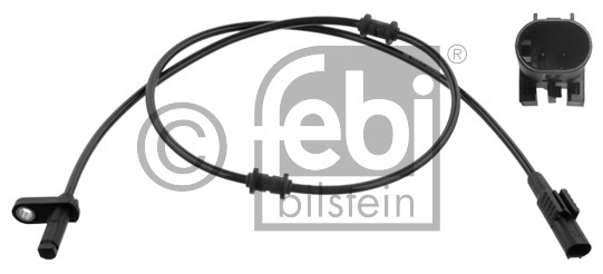 Capteur, vitesse de roue - FEBI BILSTEIN - 37376