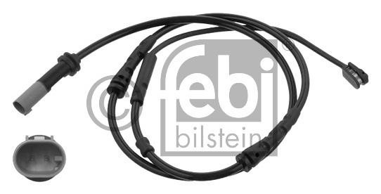 Contact d'avertissement, usure des garnitures de frein - FEBI BILSTEIN - 37437