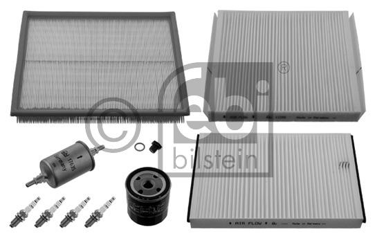 Jeu de pièces, inspection - FEBI BILSTEIN - 37503
