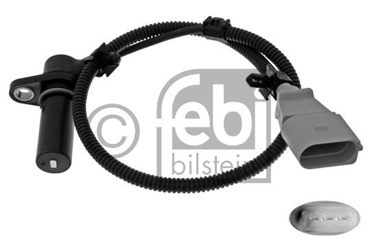 Générateur d'impulsions, vilebrequin - FEBI BILSTEIN - 37508