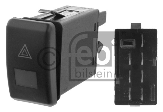 Interrupteur de signal de détresse - FEBI BILSTEIN - 37509