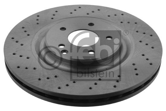 Disque de frein - FEBI BILSTEIN - 37516