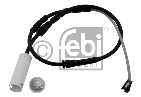 Contact d'avertissement, usure des garnitures de frein - FEBI BILSTEIN - 37663