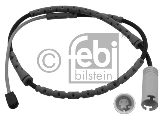 Contact d'avertissement, usure des garnitures de frein - FEBI BILSTEIN - 37665