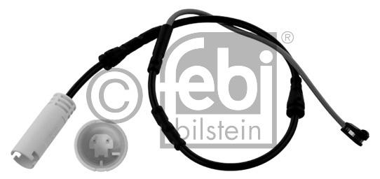 Contact d'avertissement, usure des garnitures de frein - FEBI BILSTEIN - 37668