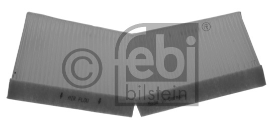 Filtre, air de l'habitacle - FEBI BILSTEIN - 37785