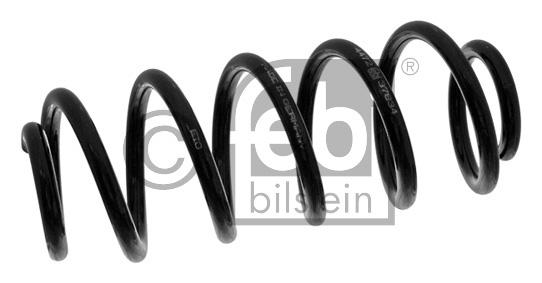 Ressort de suspension - FEBI BILSTEIN - 37834