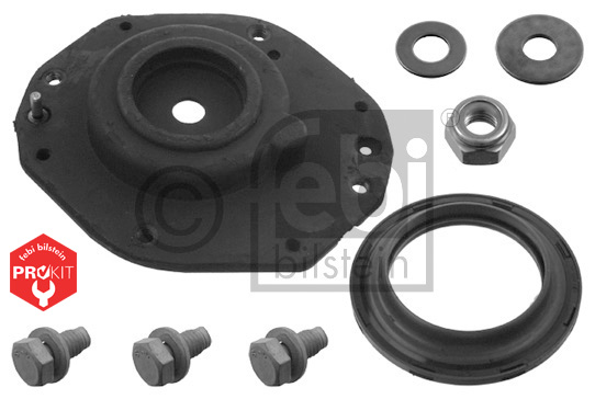Kit de réparation, coupelle de suspension - FEBI BILSTEIN - 37901