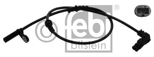 Capteur, vitesse de roue - FEBI BILSTEIN - 37904