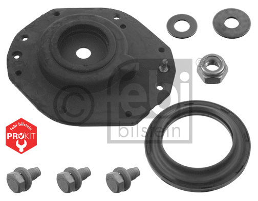 Kit de réparation, coupelle de suspension - FEBI BILSTEIN - 37911