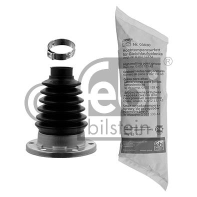Jeu de joints-soufflets, arbre de commande - FEBI BILSTEIN - 38365