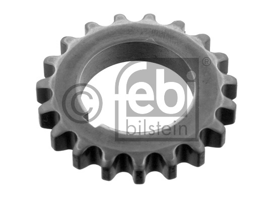Roue dentée, vilebrequin - FEBI BILSTEIN - 38382
