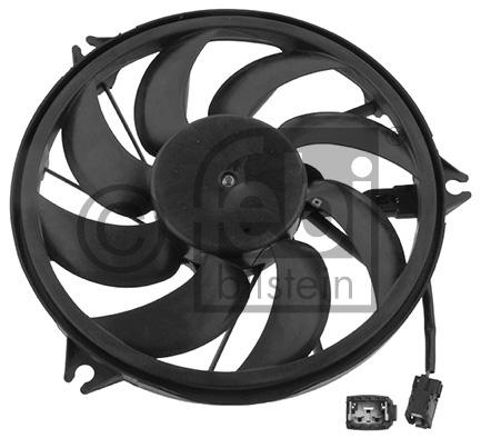 Ventilateur, refroidissement du moteur - FEBI BILSTEIN - 38478