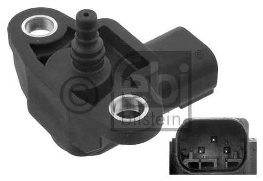 Capteur, pression de suralimentation - FEBI BILSTEIN - 38494