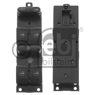 Interrupteur, lève-vitre - FEBI BILSTEIN - 38639