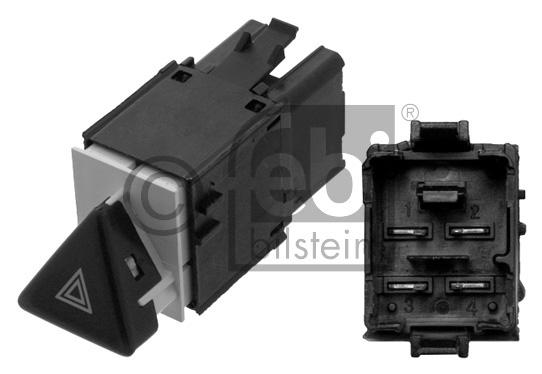 Interrupteur de signal de détresse - FEBI BILSTEIN - 38646